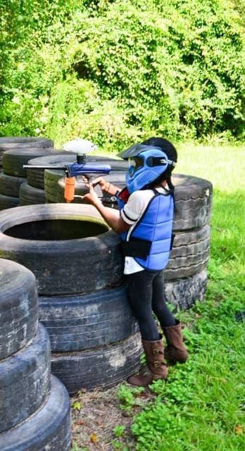 low impact paintball games for all ages